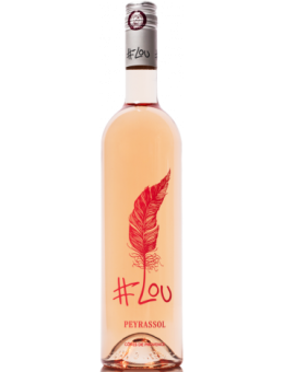Lou rosé Domaine de Peyrassol 2018