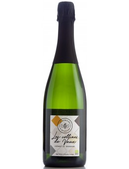 Crémant de bourgogne - Les Collines de Vaux - Domaine Les Vins d'Edouard