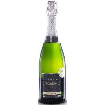 Champagne Clérambault Tradition Brut