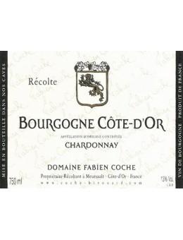 Bourgogne Côte d'Or Chardonnay - Domaine Fabien Coche