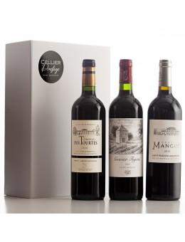 Cellier Box premium - 3 bouteilles