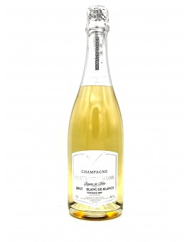 Champagne Bertrand Vallois - Brut blanc de blanc millésimé 2009