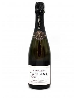 Champagne Tarlant Zéro Rosé Nature